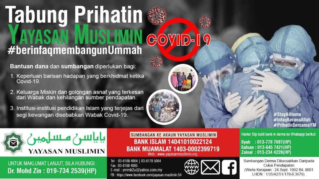 yayasan muslimin infaq